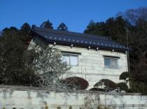 蔵屋根改修