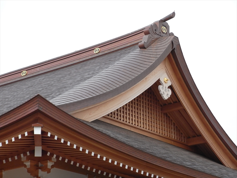 寺社の意匠性