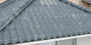 スレート屋根(かわらU)