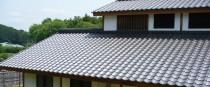 日本の瓦屋根